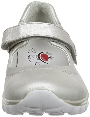 Beige Leather Vida Mujer Zapatos beige Para Gabor 4wAqx