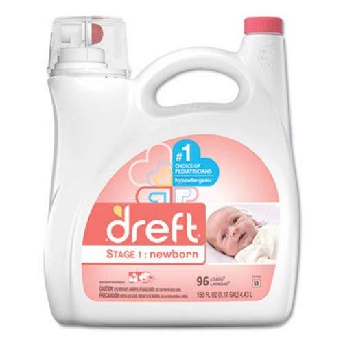 Ultra Laundry Detergent, Liquid, Original Scent, 150 Oz Bott