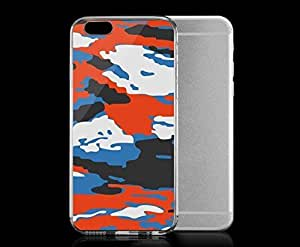 Light weight with strong PC plastic case for iphone 5 5s Artists Jorge Oswaldo Camo 2