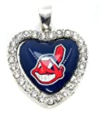 Cleveland Indians Jewelry Charm - Shipped from USA