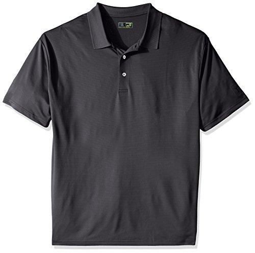 PGA TOUR Mens Tall Big & Tall Motionflux 360 Short Sleeve Polos