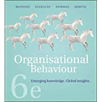 ORGANISATIONAL BEHAVIOUR 6E
