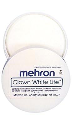 Clown White, Lite, 8 Oz.