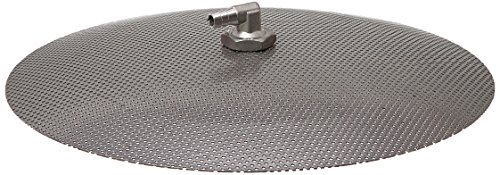 Stainless Steel False Bottom for Homebrew Pot: 12""