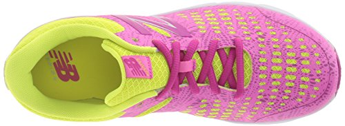 New Balance KJ775V1 Youth Running Shoe (Little Kid/Big Kid) Pink/Yellow