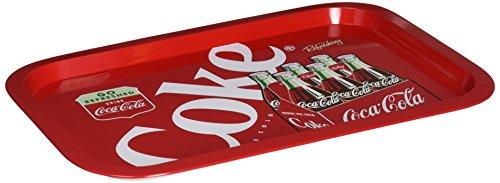 Coca Cola Tin Rectangular Serving - Coca Cola Tray Tin