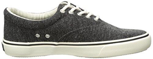 Sider Top Striper US Sneaker Sperry Black Jersey Fashion CVO Men 7 M 5pTdxFwq