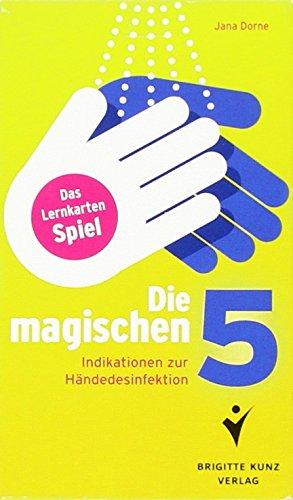 5 Indikationen zur Händedesinfektion