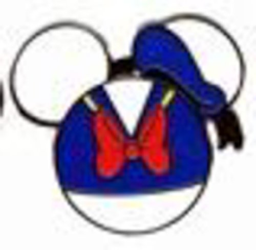 - Disney Pin 86547: Mickey Mouse Icon Mystery Pouch - Donald Duck Pin