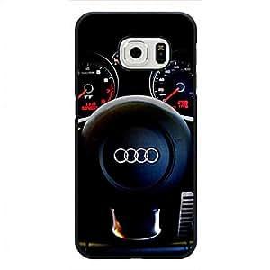 Volkswagen Group custodia per cellulare/custodia cover,Audi AG Case,Audi custodia per cellulare/custodia cover Cover,Audi Logo Case,Samsung Galaxy S6edge Case