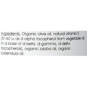 Herbal Choice Mari Natural Vitamin E Oil; 3.4floz