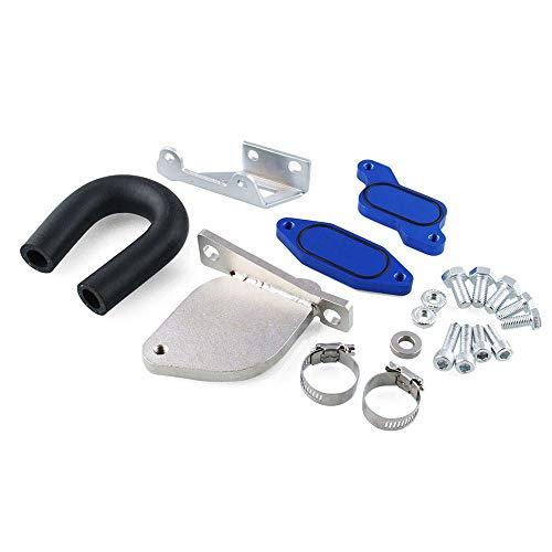Amazon.es: Ocamo Kit de eliminación de refrigerante de válvula EGR para 05.2007-2010 Chevy/GMC 6.6L LMM Duramax Diesel