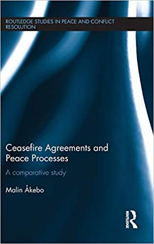 Amazon Ceasefire Agreements And Peace Processes A Comparative