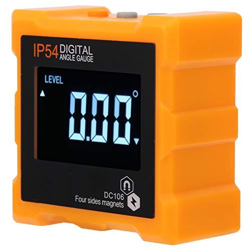 베벨 상자 내구성 레벨 상자 디지털 각도 게이지 경사 측정 측정 도구 각도 측정 산업