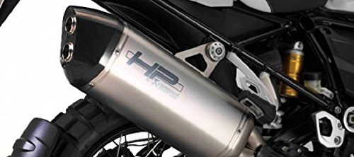 BMW R1200GS Liquid Cooled Akrapovic Sport Silencer by BMW