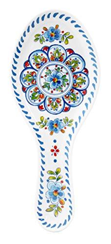 Le Cadeaux Madrid White Melamine Spoon ()