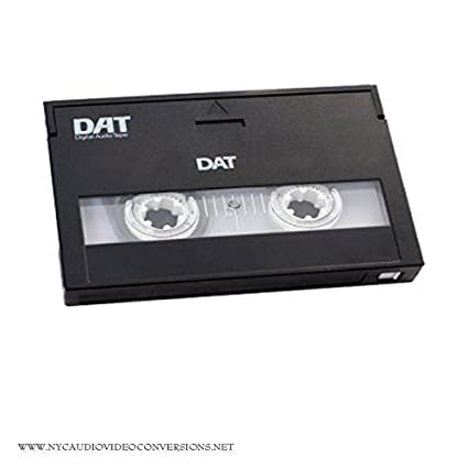 Amazon com: Audio Tape Transfer Service (DAT to CD): Home