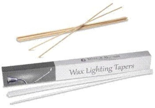 Wax Lighting Tapers (5810-5) 18-in Long