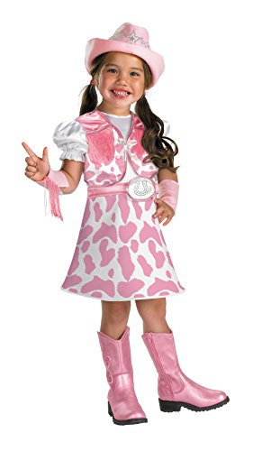 [Morris Costumes WILD WEST CUTIE MD 3T-4T] (Cute Angel And Devil Costumes)