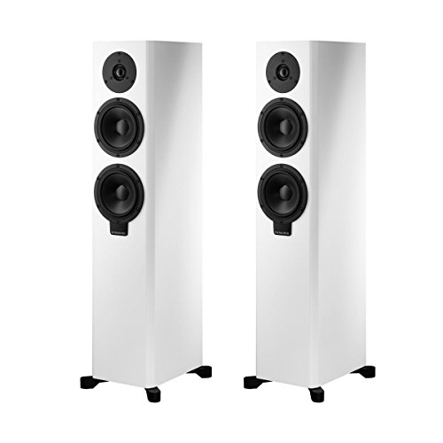 Dynaudio Xeo 30 Floorstanding Speakers - Pair (White) - Dynaudio Studio Speakers
