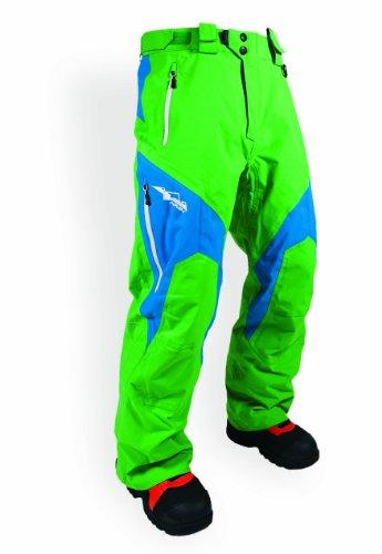 HMK Mens Pants Green Small