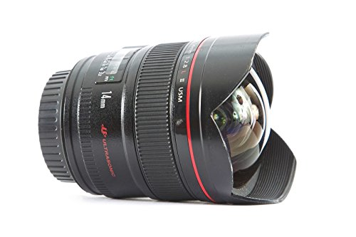 Canon EF 14mm f/2.8L II USM Ultra-Wide Angle Fixed Lens for Canon Digital SLR Cameras from Canon