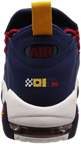 Red 001 Sail Midnight Sneakers Midnight Mehrfarbig Navy NIKE More Money Air Navy Herren Gym wgqqvY7O