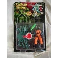 Swamp Thing Malvado Un-Men Weed Killer con Bogsucker BioMask