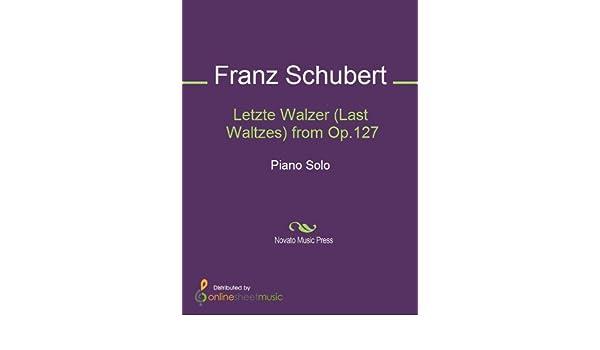 Franz Schubert: Waltzes and German Dances