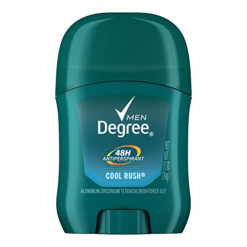 Deodorant Cool Sport (Degree Men Original Protection Antiperspirant Deodorant, Cool Rush, 0.5 oz)