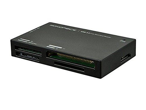 Monoprice USB 3.0 Five Slot CF//SD//MS//XD//Micro SD and M2 Card Reader 109977