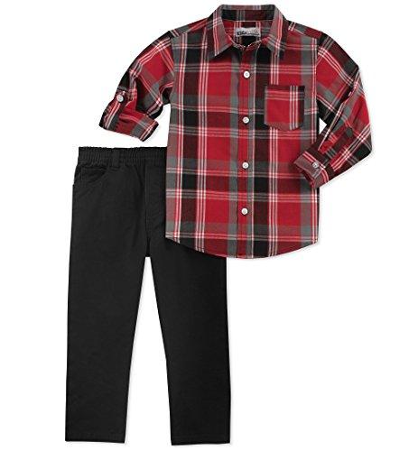 6ed16de6e Conjunto de 2 Piezas de Camisa y Pantalones para niños de la Marca Kids  Seat
