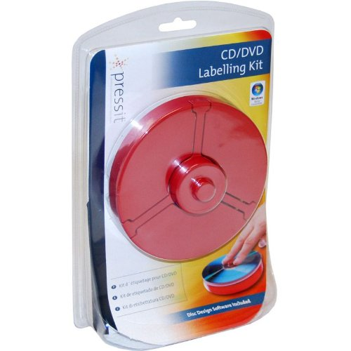Cd Labelling Kit - 1