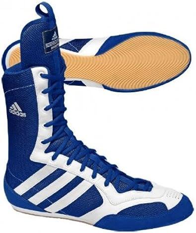 Basket boxe anglaise Tygun bleue Adidas: