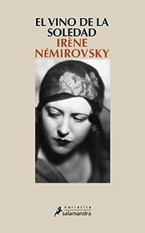 El vino de la soledad par Némirovsky