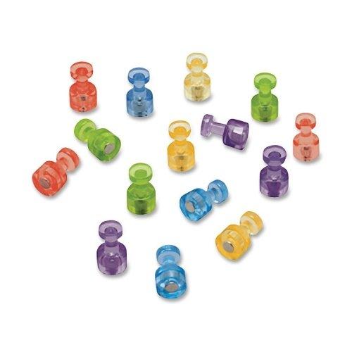 Quartet Magnetic Push Pins - 3