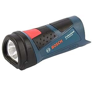 Bosch GLI 12V-80 Professional - Linterna a batería (sin batería ni cargador, compatible con 12 V y 10, 8 V)