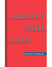 Judgments Under Stress