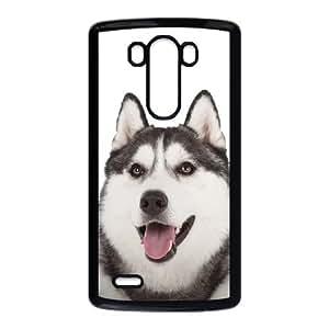 LG G3 Cell Phone Case Black Basset Hound VIU969838