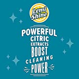 Lemi Shine Natural Dishwasher Cleaner Powered by