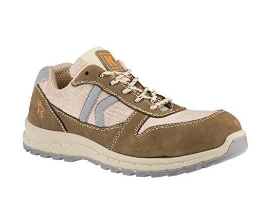 Beige Chaussure Sécurité Derby Kapriol De nXI7TwS