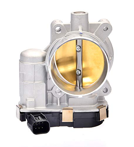 Tecoom 12609500 Professional Throttle Body Assembly for Chevrolet Malibu Impala Buick Lucerne 3.5L 3.9L (Body Auto Malibu Chevrolet)