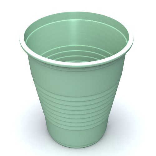 Dynarex 5 oz. Drinking Cups, Mint Green - 20/50/cs