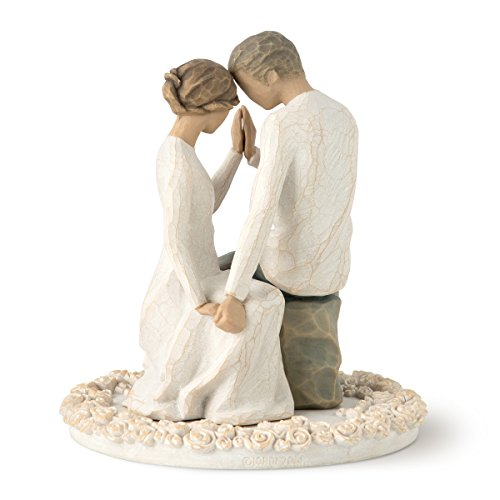 Price comparison product image Willow Tree Cake Topper,  Around You