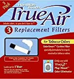 Hamilton Beach True Air Tobacco Odors Replacement Filters - 3 Pack