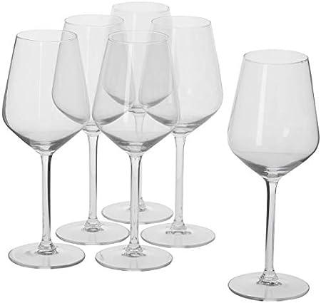 Alpina - Copa de vino blanco - 6 piezas