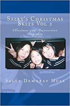Sally's Christmas Skits Vol 2: Volume 2 (Sally's Skits)