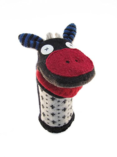 cate-and-levi-12-handmade-moo-the-cow-hand-puppet-premium-reclaimed-wool-colors-will-vary