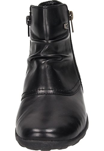 Negro Mujer Botines 01 Remonte para Schwarz R3494 IqRxw4wH