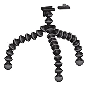Joby GP1-A1EN Gorillapod Flexible Tripod (Grey)